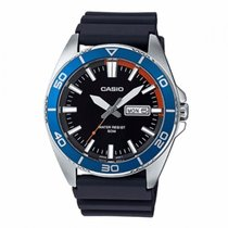 Casio Zeljezo 50mm Kvarc MTD-120-1AVDF nov