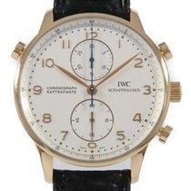IWC Portuguese Chronograph 41mm Silver