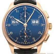 IWC Portuguese Perpetual Calendar Digital Date-Month IW397204 Unworn Red gold 45mm Automatic