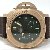 Panerai Special Editions Bronze 47mm Green No numerals United States of America, California, La Jolla