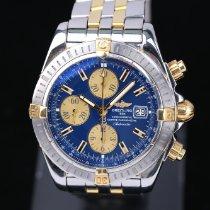 Breitling Chronomat Evolution Gold/Stahl 44mm Blau Keine Ziffern Deutschland, Rosenheim