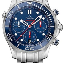 Omega Seamaster Diver 300 M Staal 44mm