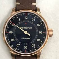 Meistersinger Perigraph AM1017BR New Bronze 43mm Automatic