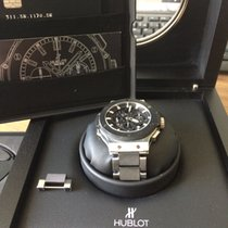 Hublot occasion Remontage automatique 44mm Transparent