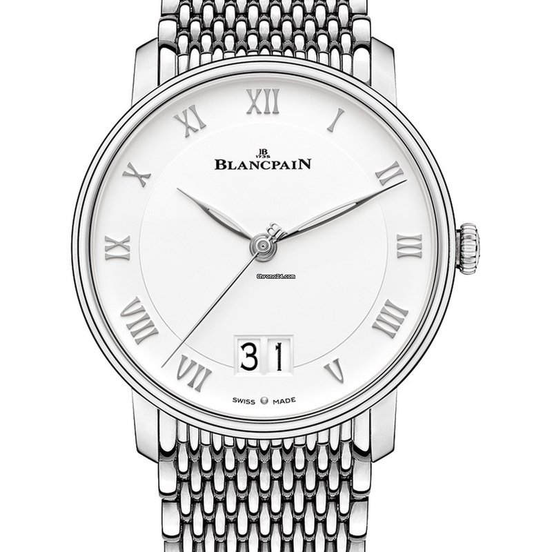 Blancpain Villeret Ultraflach 6669-1127-MMB 2021 neu