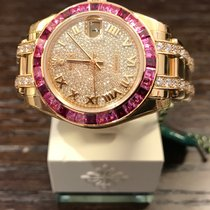 "Rolex Datejust Pearlmaster Pink Sapphire ""Masterpiece""..."