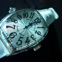 Franck Muller Secret Hour Curvex Silver Dial - 8880 SE H I