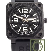 Bell & Ross Aviation BR01 92 Carbon Fiber 46mm Limited Edition...