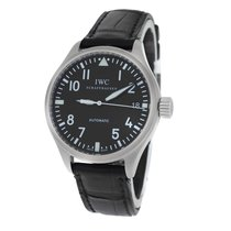 IWC Authentic Midsize  Pilot IW325604 Automatic 34MM Steel