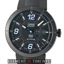 Oris TT1 Steel 43mm Black Arabic numerals United States of America, New York, New York