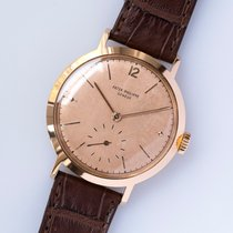 "Patek Philippe Rare Vintage Ref.2458 ""Pink on Pink"" / 37 mm /..."