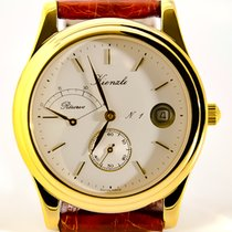 Kienzle Steel 35,5mm Manual winding 23010 pre-owned