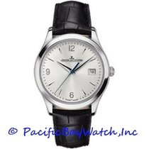 Jaeger-LeCoultre Master Control Date Steel 39mm Silver Arabic numerals United States of America, California, Newport Beach