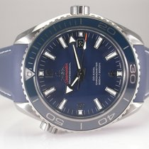 Omega Seamaster Planet Ocean Co Axial Titanium Case Automatic...