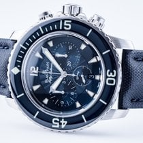 Blancpain new Automatic Small seconds 45mm Steel Sapphire crystal