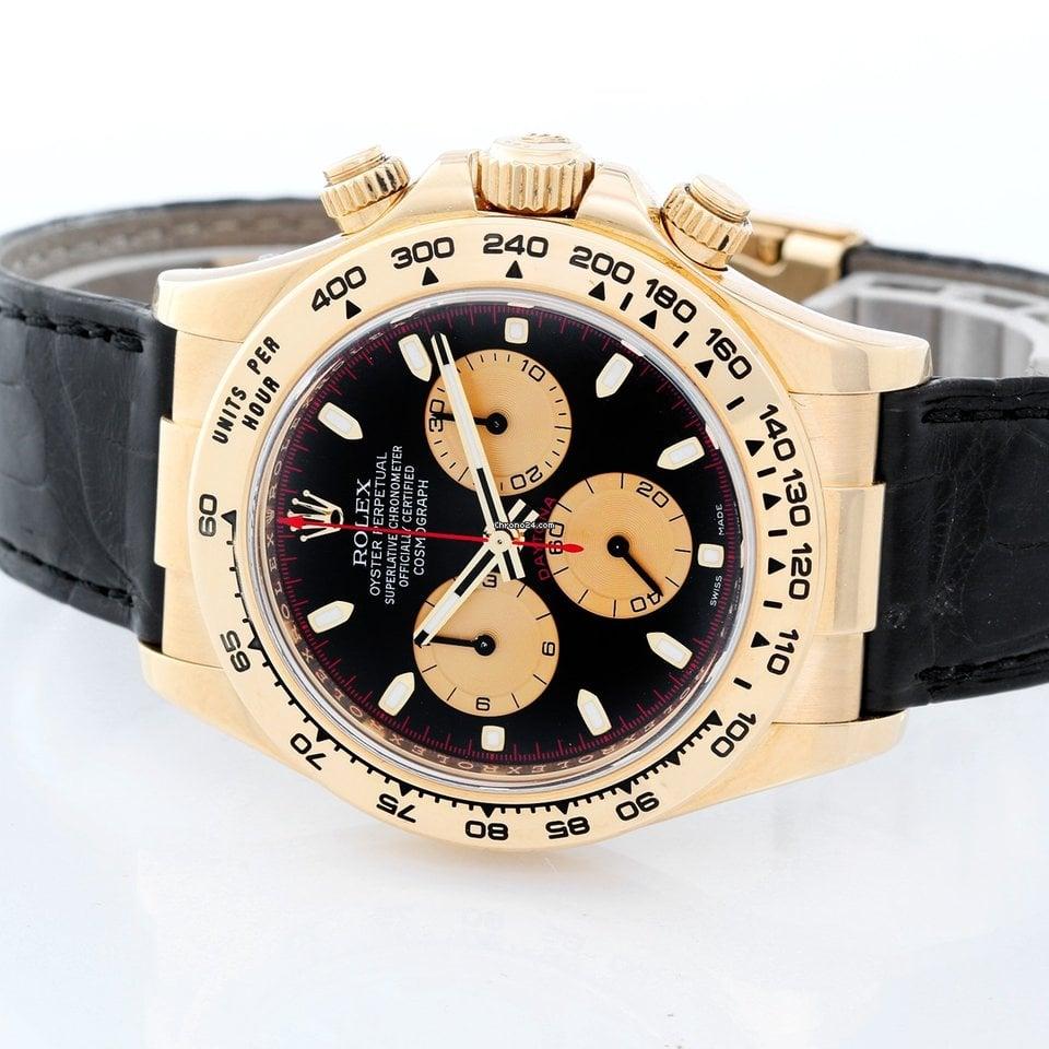 897277ad377 Rolex Cosmograph Daytona - Paul Newman Dial - Men s Watch 116518 for  £13