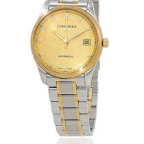 Longines Gold/Steel 36mm Automatic L2.518.5.37.7 pre-owned South Africa, Johannesburg