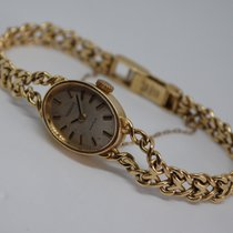 Tissot Yellow gold Manual winding pre-owned United Kingdom, Melton Mowbray