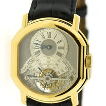 Daniel Roth Yellow gold 35mm Manual winding pre-owned United States of America, New York, New York