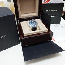Zenith El Primero 36'000 VpH guarantie