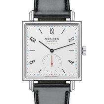 NOMOS Tetra Neomatik new 2019 Automatic Watch with original box and original papers 421