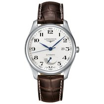 Longines Master Collection new 40mm Steel