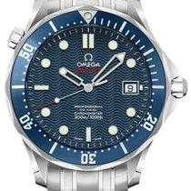 Omega Seamaster Diver 300 M Steel 41mm Blue United States of America, California, Moorpark