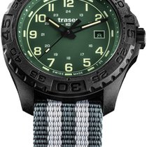 Traser P96 OdP Evolution Green, Natoband mens watch 2019 new
