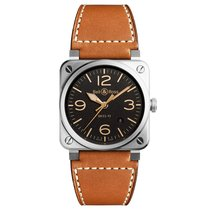 Bell & Ross BR 03-92 Steel Steel 42mm Brown United States of America, Florida, Miami