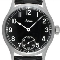 Stowa Steel 41mm Manual winding pre-owned