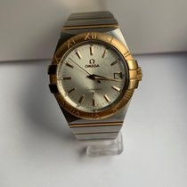 Omega Constellation Quartz Zlato/Ocel 35mm
