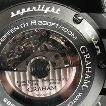 Graham Chronofighter Oversize Carbon 44mm Schweiz, Tolochenaz
