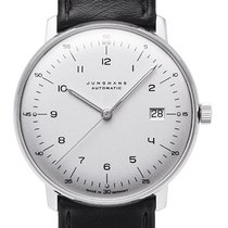 Junghans max bill Automatic new 2019 Automatic Watch with original box and original papers 027/4700.04