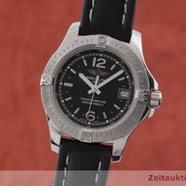 Breitling Colt Lady Staal 34mm Zwart
