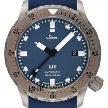 Sinn U1 Steel 44mm Blue