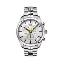 Tissot Steel 44mm White No numerals