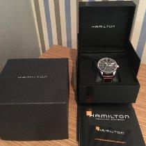 Hamilton Acier Remontage automatique Noir 46mm occasion Khaki Pilot Day Date
