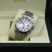Rolex Explorer II 216570 2011 pre-owned