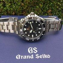 Seiko Grand Seiko Titanium Black