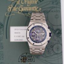 Audemars Piguet Royal Oak Offshore Chronograph 25721TI.O.1000TI.01 Ottimo Titanio 42mm Automatico Italia, Perugia