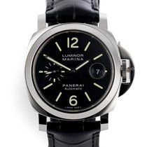 Panerai Luminor Marina Automatic PAM 104 Steel 44mm Automatic