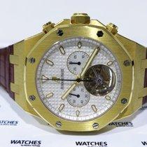 Audemars Piguet Royal Oak Chronograph Tourbillon - 25977BA.OO....