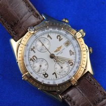 Breitling 81950 Yellow gold 1984 Chronomat 39mm pre-owned United States of America, Texas, sugar land