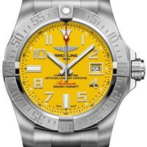 Breitling Avenger II Seawolf new 2019 Automatic Watch with original box and original papers A1733110|I519|169A