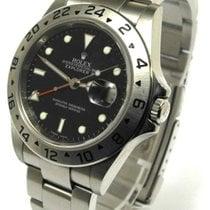 Rolex Oyster Perpetual Explorer Ii Gmt Ref 16570 Z Serie...