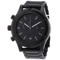 Nixon Steel Quartz new