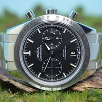 Omega 41,5mm Speedmaster '57 Co-Axial Chronograph, B&P, Ref....
