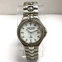 Favre-Leuba Steel Quartz pre-owned