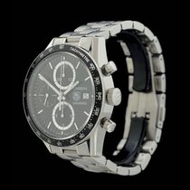 TAG Heuer Carrera Chronograph - Ref.: CV2010 - Box/Papiere -...
