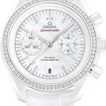 Omega 311.98.44.51.55.001 Keramiek 2021 Speedmaster Professional Moonwatch nieuw